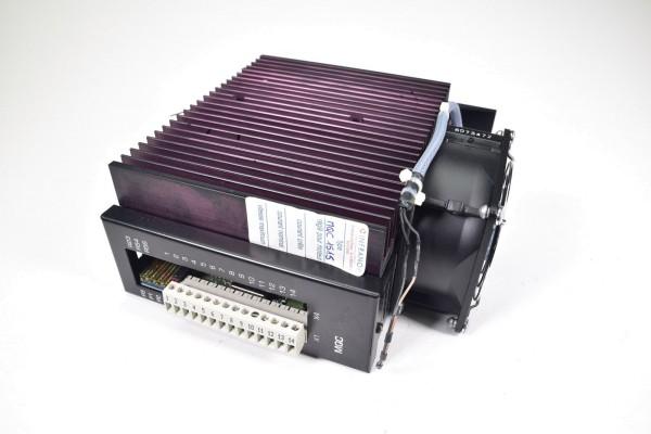INFRANOR MQC 1515 / MQC1515, Servoverstärker inkl. Lüfter und Kühlkörper