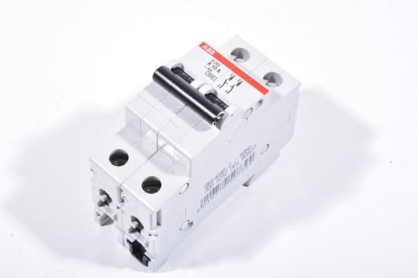 ABB 2CDS252001R0427, S202-K10 / S202K10, Leitungsschutzschalter K10, 2 polig