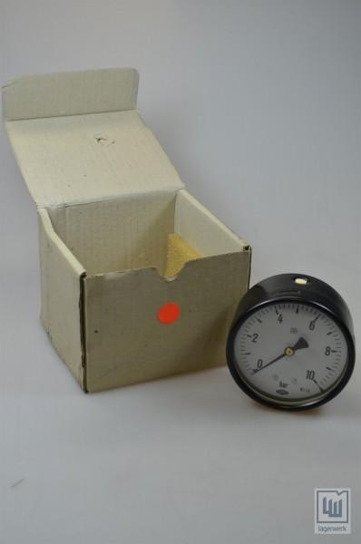 0 10bar empeo druckmanometer pressure manometer lagerwerk. Black Bedroom Furniture Sets. Home Design Ideas