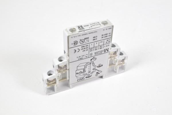 MOELLER NHI21-PKZ0, Normal-Hilfsschalter
