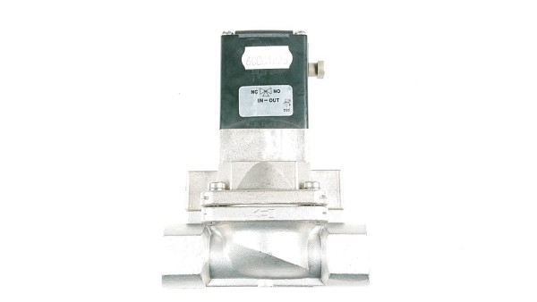 BÜRKERT 137142, Servogesteuertes 2/2-Wege Membranventil Typ 5282 - NEUWERTIG
