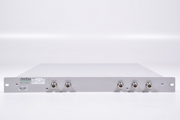 ANRITSU MN7465A / MN 7465 A / MN 7465A, RF Switch Unit - Option 201, SN:6200578705