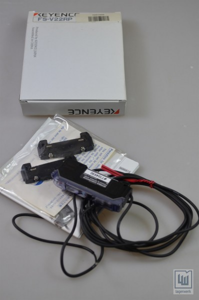 KEYENCE FS-V22RP /  FSV22RP, Lichtleiter-Messverstärker