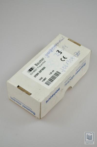 Baumer CFBM 20P3600, 119697, Kapazitiver Sensor / Capacitive Sensor -  NEU/NEW