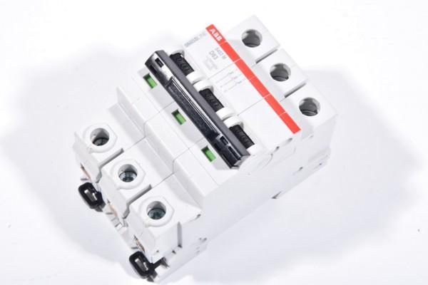 ABB 2CCS473001R0591, S453M-D63, Leitungsschutzschalter D63, 3 polig