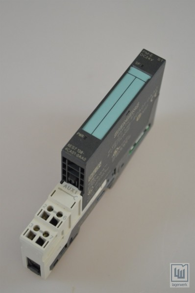 Siemens, 6ES7 138-4CA01-0AA0, PLC I/O Module ET200S 24 V dc, 81 x 15 x 52 mm