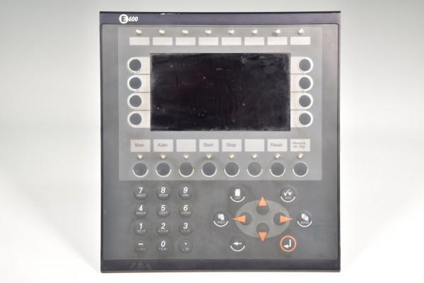 BEIJER ELECTRONICS 04390, E600, Operator Panel