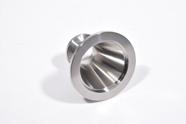 Reduzierstück DN40/DN16 KF-Flansch, konisch, H=40mm