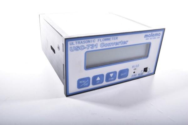 MALEMA USC-731-11, Ultrasonic Flowmeter USC-731 Converter