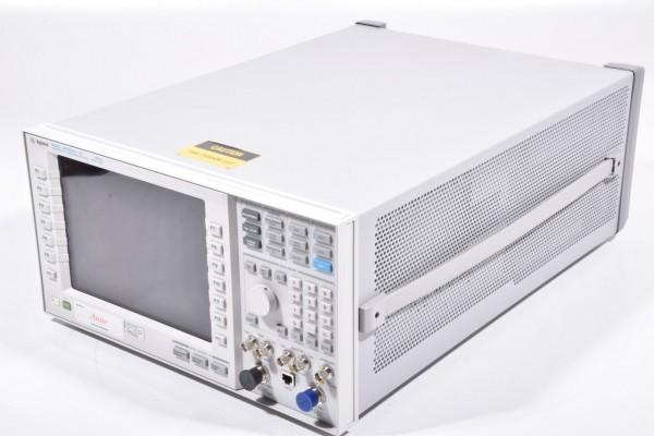 AGILENT E5515C, Wireless Communications Test Set + Options S/N: GB47460270