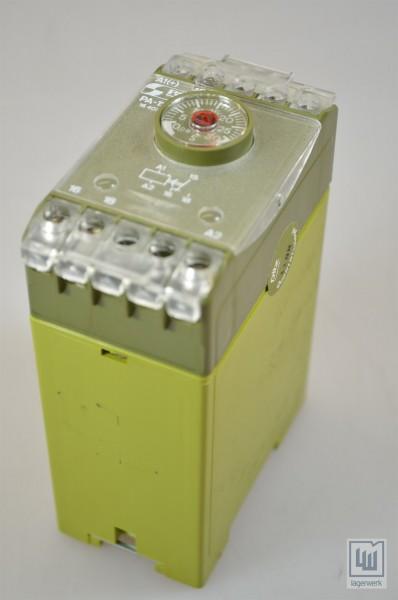 PILZ 445420, PA-1S/30s/42V~/1Uz / PA-1S/30s/42VAC/1Uz, Zeitrelais / safety time relay
