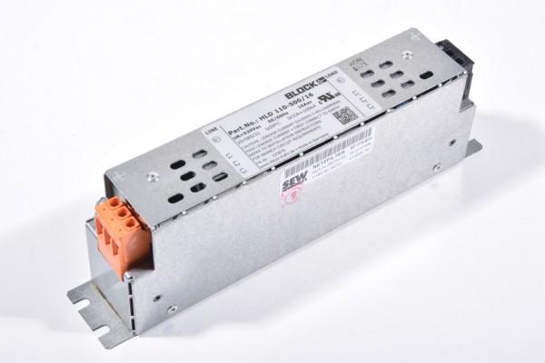 SEW EURODRIVE HLD 110-500/16, NF 018-503, Netzfilter - Neuwertig