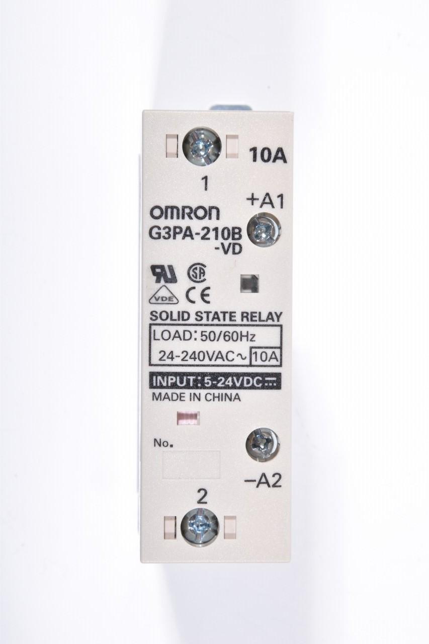 Omron Halbleiterrelais G3PA-210B-VD 10A