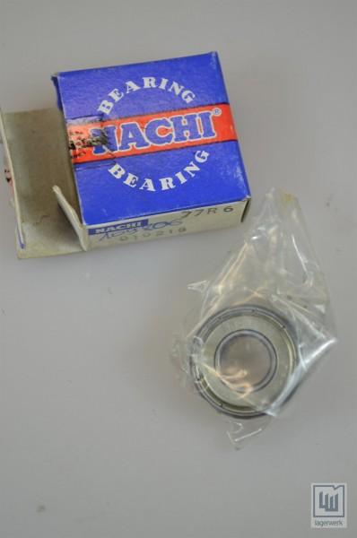 NACHI, 77R6, 77 R6, Rillenkugellager / deep groove ball bearing