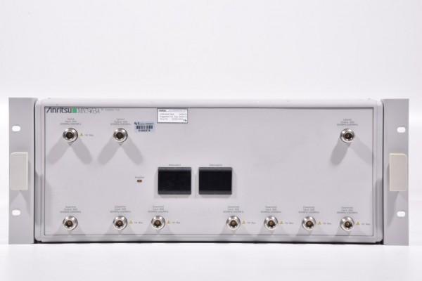 ANRITSU MN7463A / MN 7463A, RF Combiner Unit - Option 207, SN:6200516535