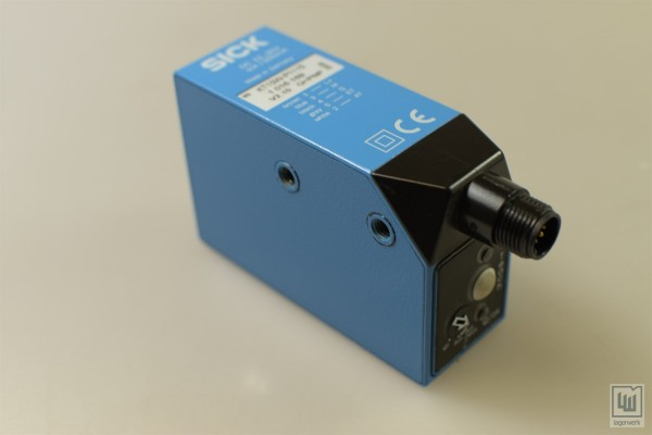 Sick 1016169, KT10W-P1115 / KT10WP1115, Kontrastsensor - NEUWERTIG