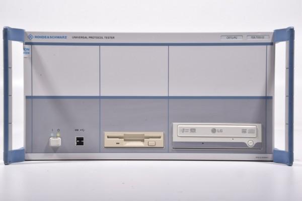 CRTU-PU, 1138.7000.02, Rohde & Schwarz Universal Protocol Tester + Hardlock