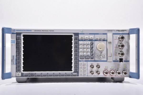 1138.4000.82 + 1140.2101K02, CRTU-RU, Rohde & Schwarz Protokoll Tester + Hardlock SN 100456