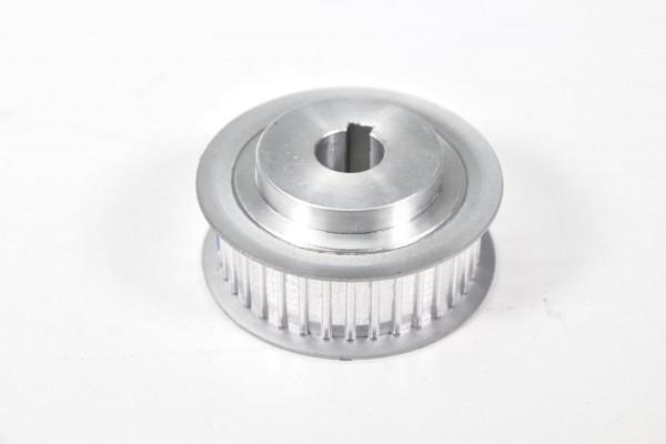 Zahnriemenscheibe Stahl Außen-Ø 63mm Riemenbreite 19mm