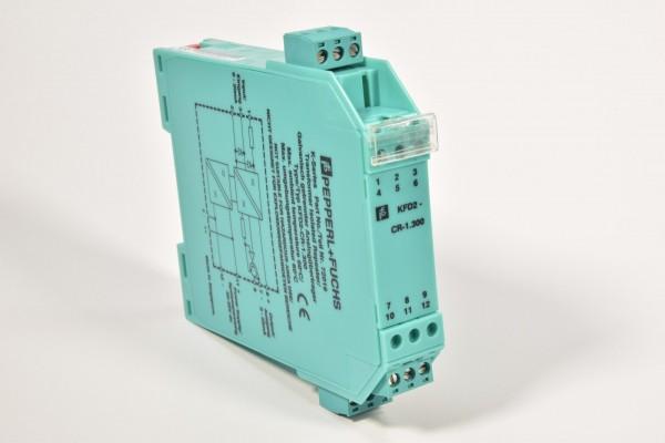 PEPPERL + FUCHS 72016, KFD2-CR-1.300, Transmitterspeisegerät mit Stecker
