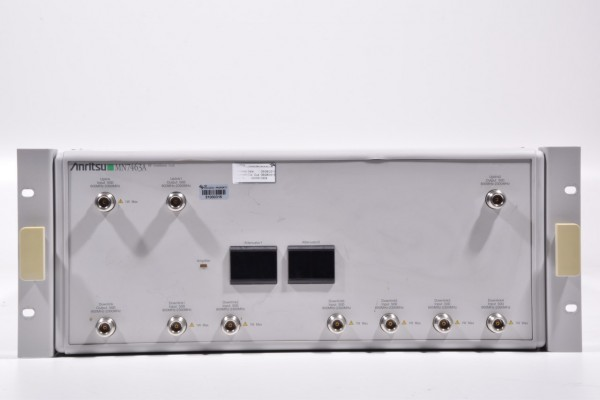 ANRITSU MN7463A / MN 7463A, RF Combiner Unit - Option 207, SN:6200521900