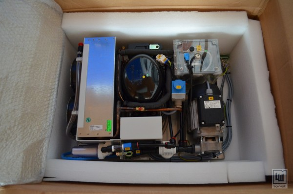 THERMOTEK AG, P705-14974-6 Prisma Series DPSS Laser Chiller, Laserkühler