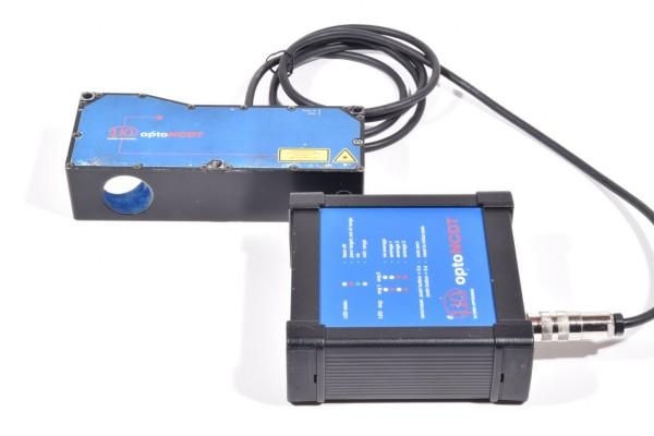 MICRO EPSILON ILD1810-50, optoNCDT 1810, Laseroptischer CCD-Wegsensor RS232