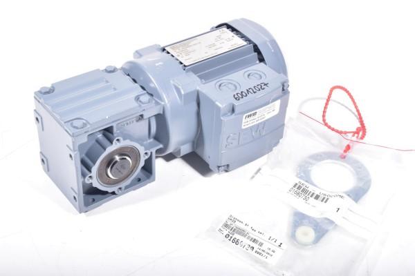 SEW WA20/T DR63L4 / WA20 T DR63L4 / WA20TDR63L4, Getriebemotor - NEU