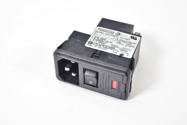 TE CONNECTIVITY 1-6609107-7, PS0S0SS60, Multifunktionseingangsfilter - NEU