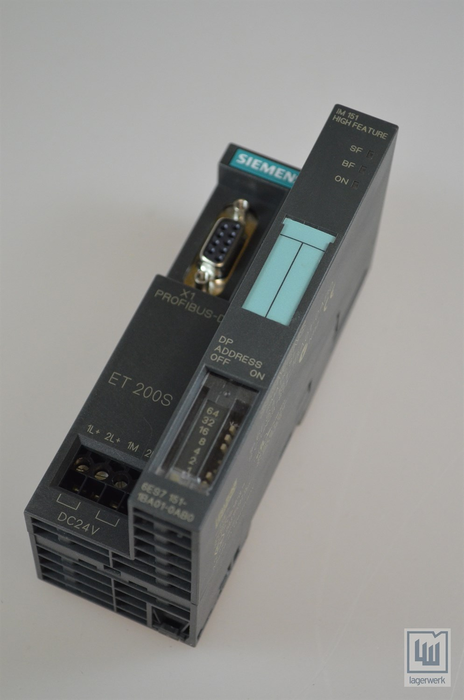 Siemens 6es7 151-1ba01-0ab0
