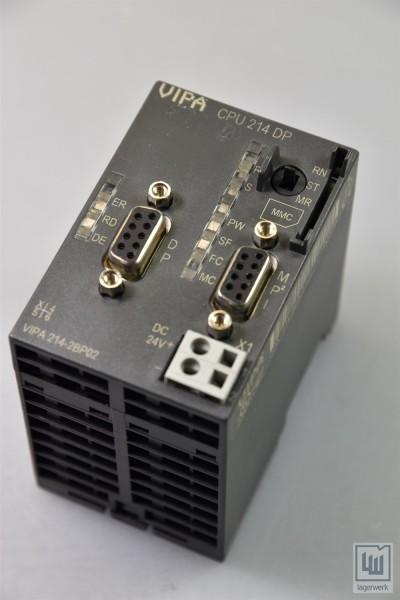 VIPA 214-2BP02 / 214 2BP02 / 2142BP02, CPU 214 DP