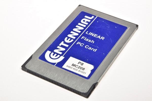 CENTENNIAL PM24640 41401 58937A, Flash PC Card P8 MC208