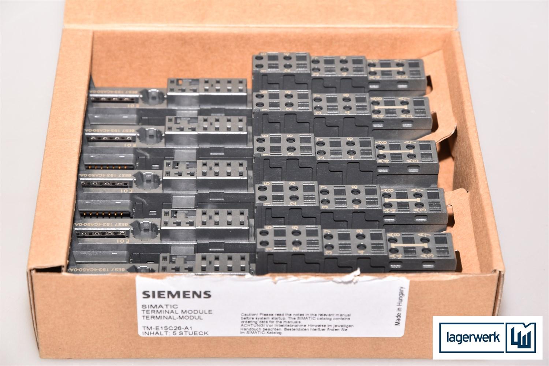 6ES7 193-4CF50-0AA0 Typ Siemens Simatic