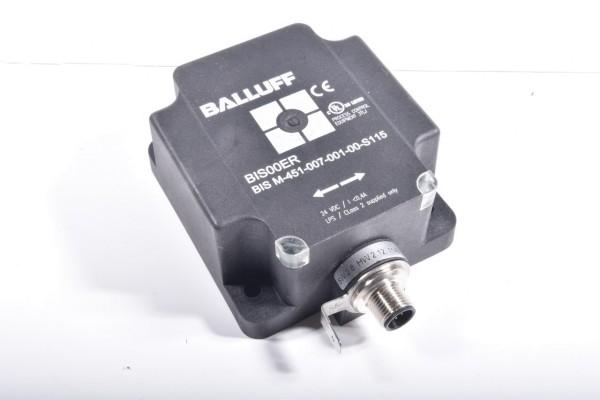 BALLUFF BIS00ER, BISM-451-007-001-00-S115, HF-Schreib-/Lesekopf - NEUWERTIG