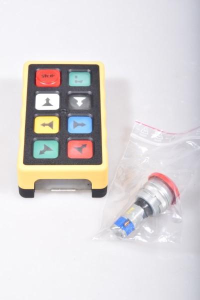 SICK 80502409.D-S, 60411165259 / H03C59, Steuerung + Sender