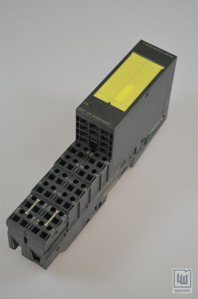 SIEMENS 6ES7 138-4FR00-0AA0 / 6ES7138-4FR00-0AA0, SIMATIC DP Elektronikmodul