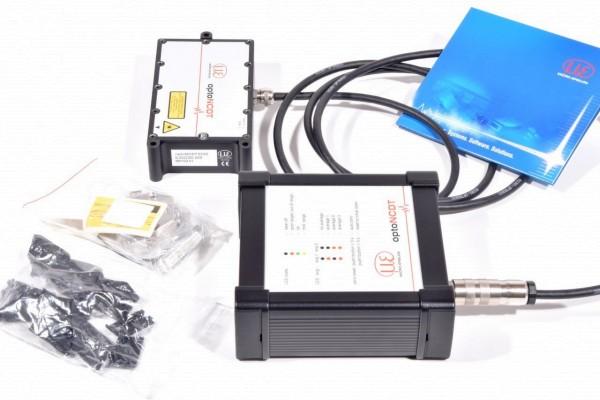 MICRO EPSILON ILD2220-200, optoNCDT 2220, Laser Triangulationssensorsystem
