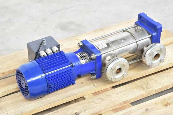 LOWARA SV207R11M, LM80B14/111, Pumpe, 1,1kW