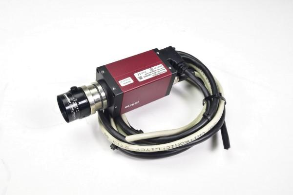 ALLIED VISION E0001141, Pike F-505B ASG16, Kamera mit Objektiv V.00.03.01.01