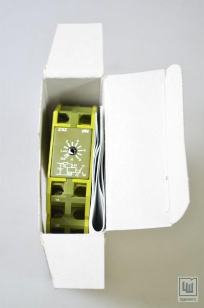 PILZ 677605, Z1IZ 1U 5A AC / Z1IZ1U5AAC, Sicherheitsrelais - NEU