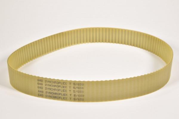 OPTIBELT Synchroflex, T 5/650, Zahnriemen 648