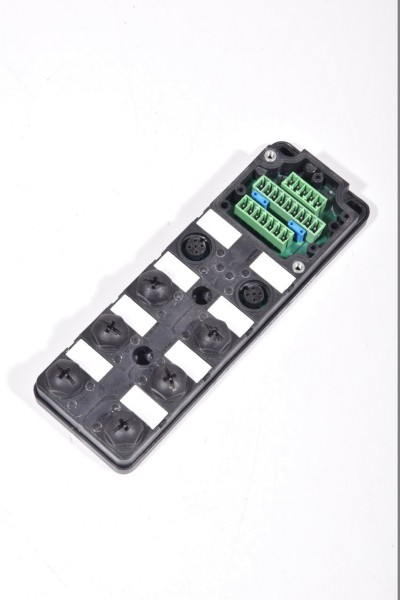 BALLUFF Splitter Boxes ohne Kabelstecker,  BSB-04-P01P/8-M02K-HKP-10,  BPI10063