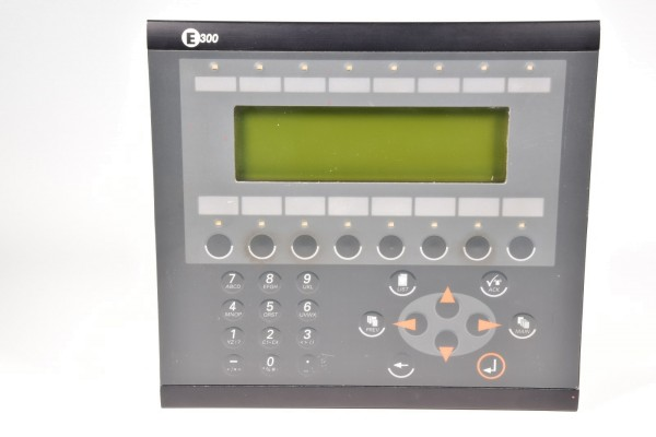BEIJER ELECTRONICS 02710A, E300, Operator Panel