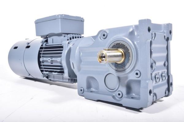 SEW 01.1182284103.0001.07, K37 DT71D4/BMG/ES1T, Getriebemotor