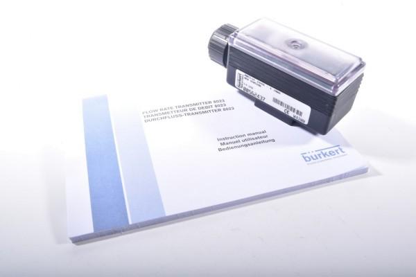 BÜRKERT 562437 W41MM, Durchfluss-Transmitter 8023