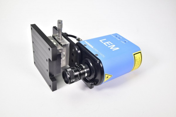 HORIBA 23460200 LEM G50, Laserinterferometrische Kamera und Endpunkt-Detektor