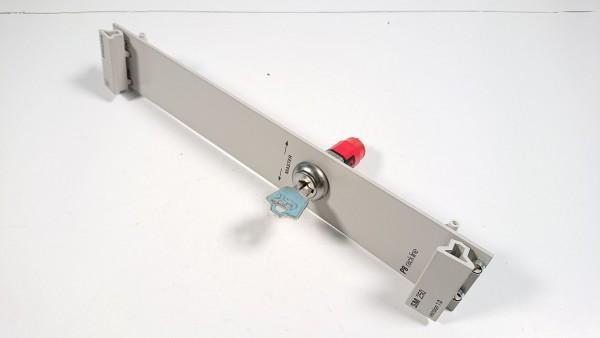 PHILIPS SM250, SM 250, Frontpanel mit Schlüssel