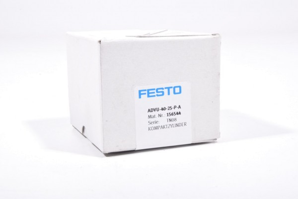 FESTO 156544, ADVU-40-25-P-A, Kompaktzylinder