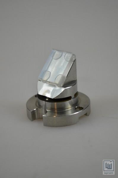Planspiegel f. Laseranwendungen Wellenlänge 355nm / Plane Mirror f. laser applications wavelength 355nm
