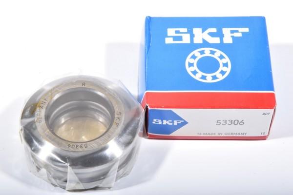 SKF 53306, Axial-Rillenkugellager 30x60x22.6mm